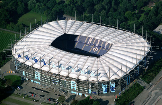 HSH Nordbank Arena Hamburg