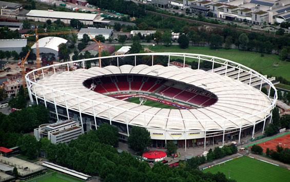 Gottlieb-Daimler-Stadion Stuttgart